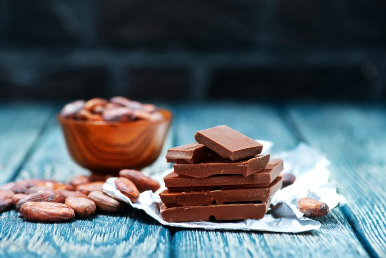 Le chocolat ne se conserve pas au frais. - Photo : ©Envato Elements